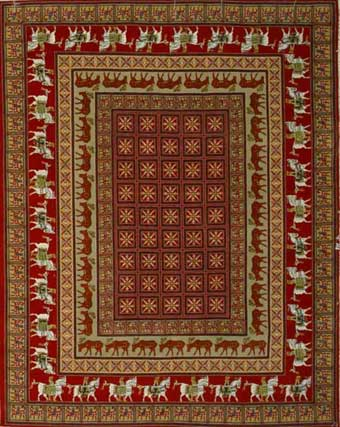 Pazyryk Carpet Pazyryk Rug rugs Persian Assyrian Antique textiles
